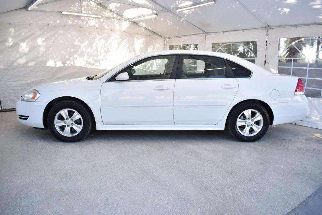 2014 Chevrolet Impala Limited LS - 16968489 - 4