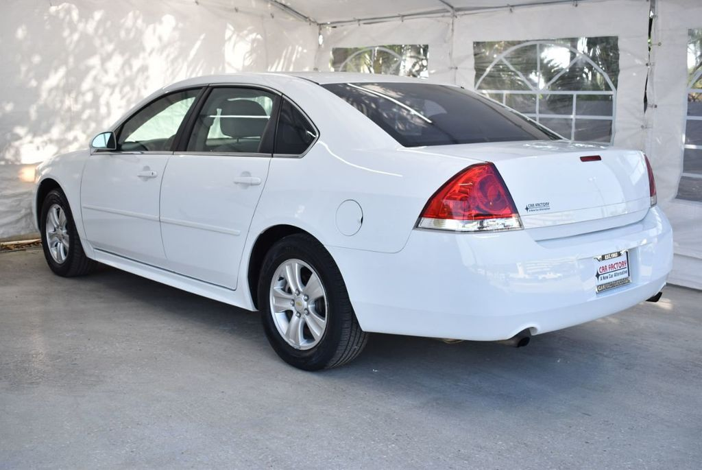 2014 Chevrolet Impala Limited LS - 16968489 - 5