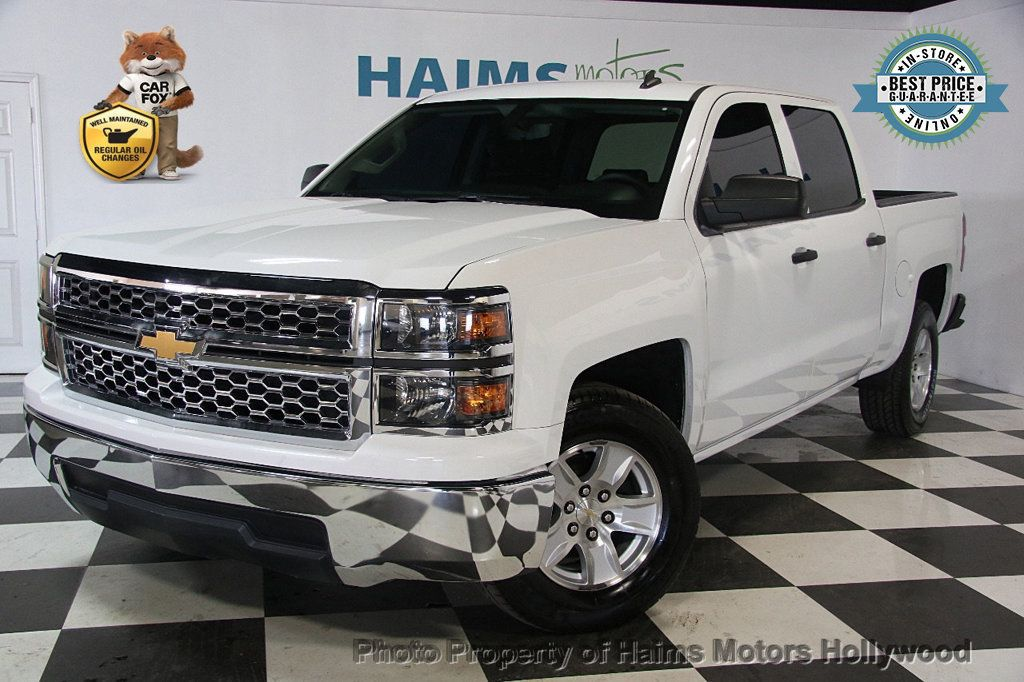 2014 Chevrolet Silverado 1500   17256807