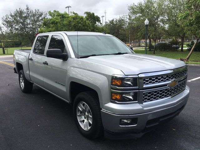 2014 Chevrolet Silverado 1500  - Click to see full-size photo viewer