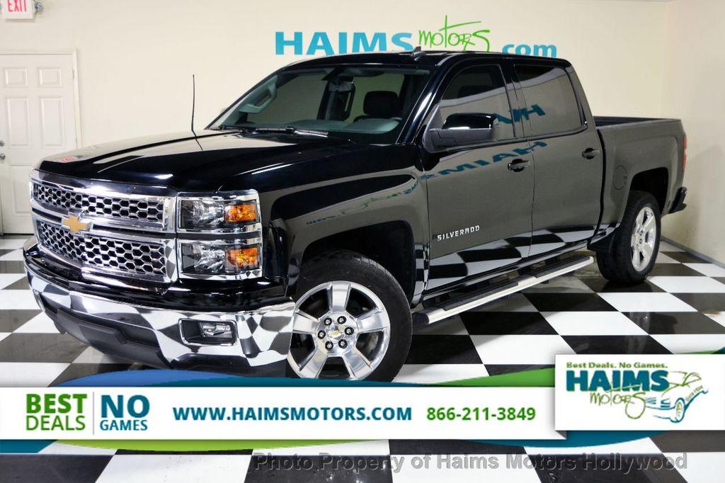 2017 Chevrolet Silverado 1500 2wd Crew Cab 143 5 Lt W 1lt 14451167