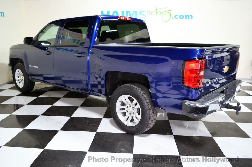 2014 used chevrolet silverado 1500 2wd crew cab 143 5 lt w 1lt at haims motors serving fort. Black Bedroom Furniture Sets. Home Design Ideas