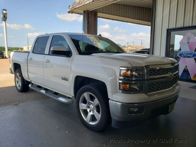 "2014 Chevrolet Silverado 1500 2WD Crew Cab 143.5"" LT w/1LT - Click to see full-size photo viewer"