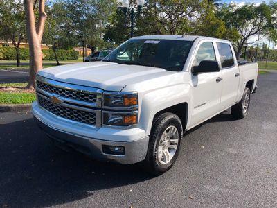 """2014 Chevrolet Silverado 1500 2WD Crew Cab 143.5"""" LT w/2LT Truck"""