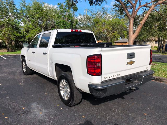 "2014 Chevrolet Silverado 1500 2WD Crew Cab 143.5"" LT w/2LT - Click to see full-size photo viewer"