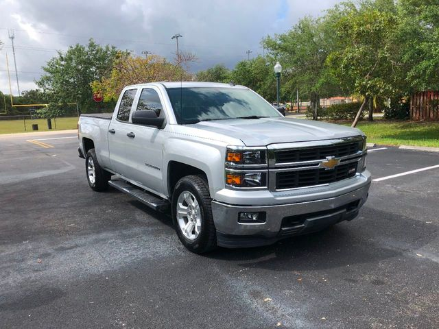 "2014 Chevrolet Silverado 1500 2WD Double Cab 143.5"" LT w/1LT - Click to see full-size photo viewer"