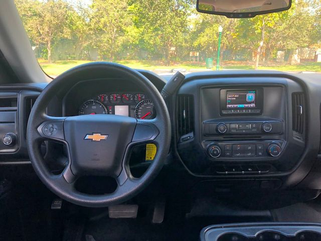 """2014 Chevrolet Silverado 1500 2WD Double Cab 143.5"""" Work Truck w/1WT - Click to see full-size photo viewer"""