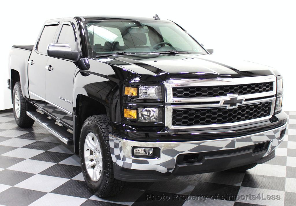 2014 used chevrolet silverado 1500 4wd crew cab lt all star edition 5 3 v8 ecotec at. Black Bedroom Furniture Sets. Home Design Ideas