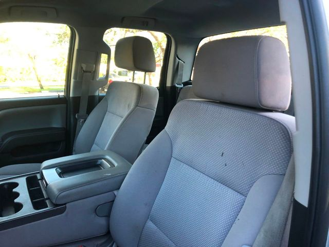 """2014 Chevrolet Silverado 1500 4WD Double Cab 143.5"""" Work Truck w/1WT - Click to see full-size photo viewer"""