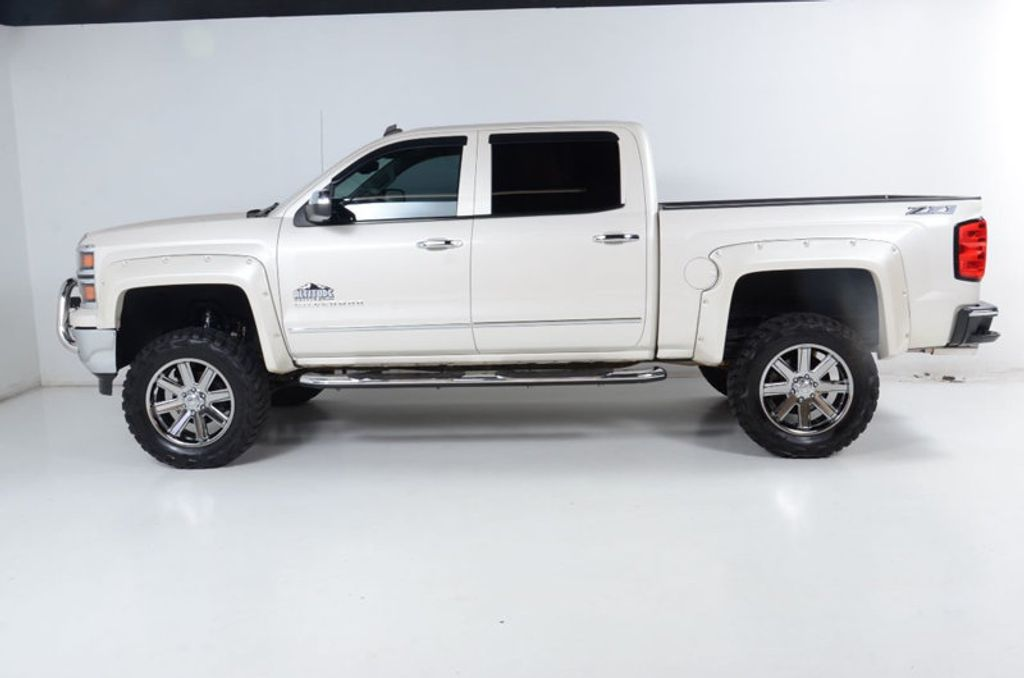 2014 Chevrolet Silverado 1500 4WD LTZ Z71 NAV HEATED LEATHER NICE LOCAL TRADE-IN  - 16600831 - 2