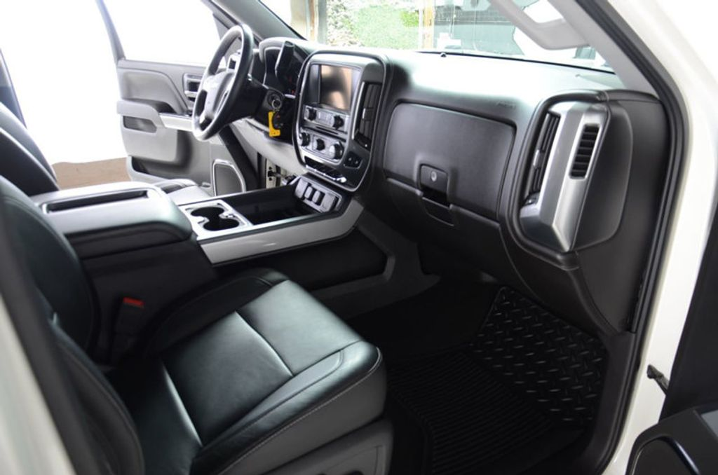 2014 Chevrolet Silverado 1500 4WD LTZ Z71 NAV HEATED LEATHER NICE LOCAL TRADE-IN  - 16600831 - 37