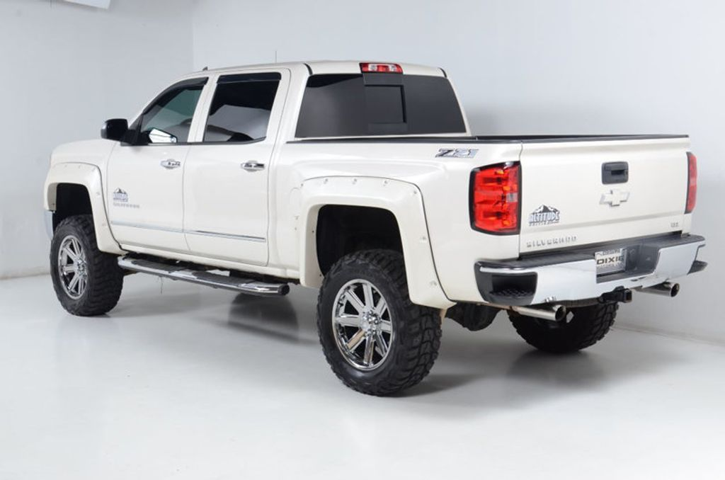 2014 Chevrolet Silverado 1500 4WD LTZ Z71 NAV HEATED LEATHER NICE LOCAL TRADE-IN  - 16600831 - 3