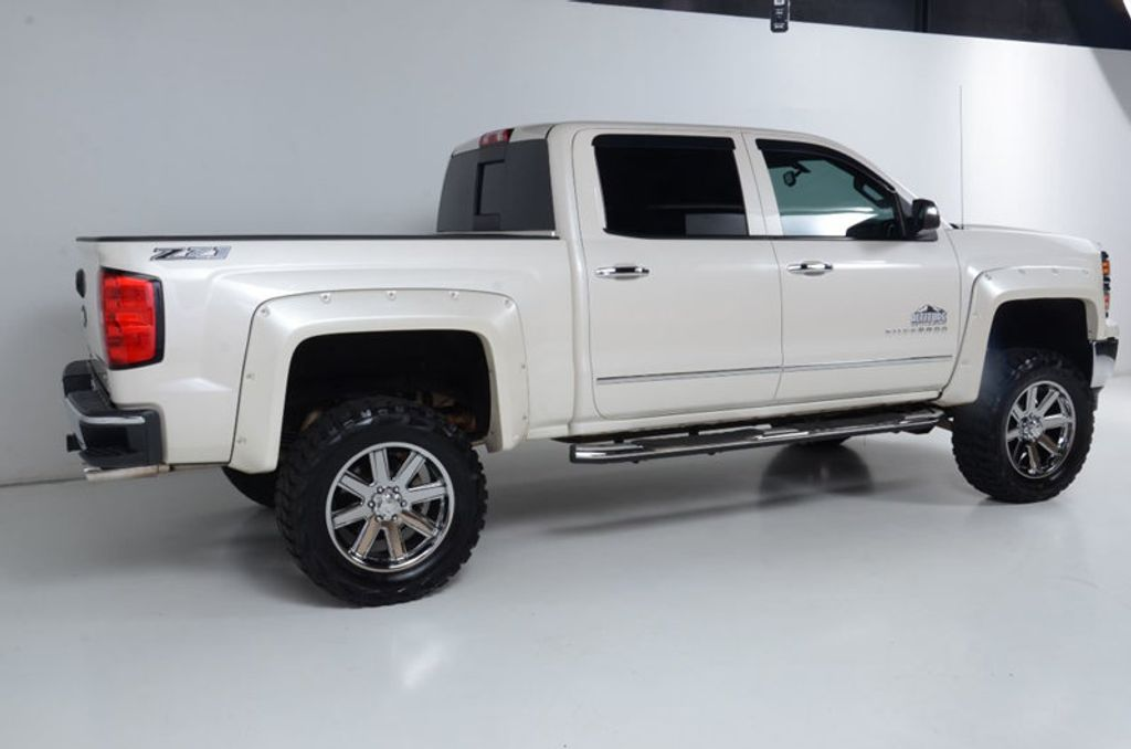 2014 Chevrolet Silverado 1500 4WD LTZ Z71 NAV HEATED LEATHER NICE LOCAL TRADE-IN  - 16600831 - 5