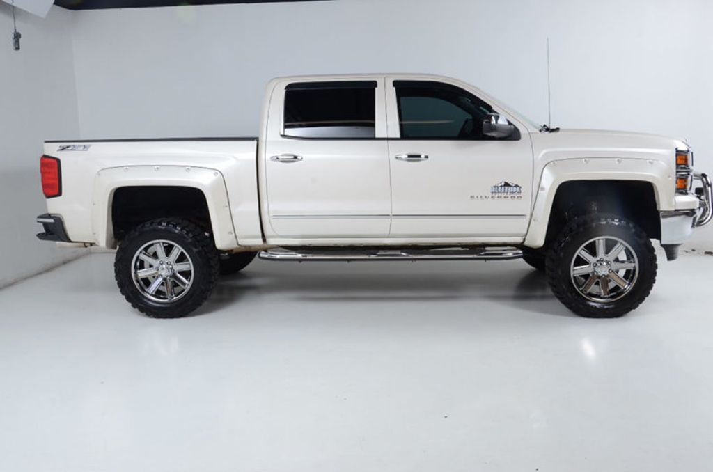 2014 Chevrolet Silverado 1500 4WD LTZ Z71 NAV HEATED LEATHER NICE LOCAL TRADE-IN  - 16600831 - 6