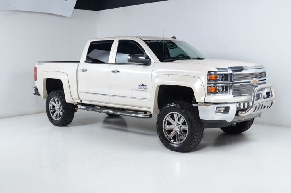 2014 Chevrolet Silverado 1500 4WD LTZ Z71 NAV HEATED LEATHER NICE LOCAL TRADE-IN  - 16600831 - 7