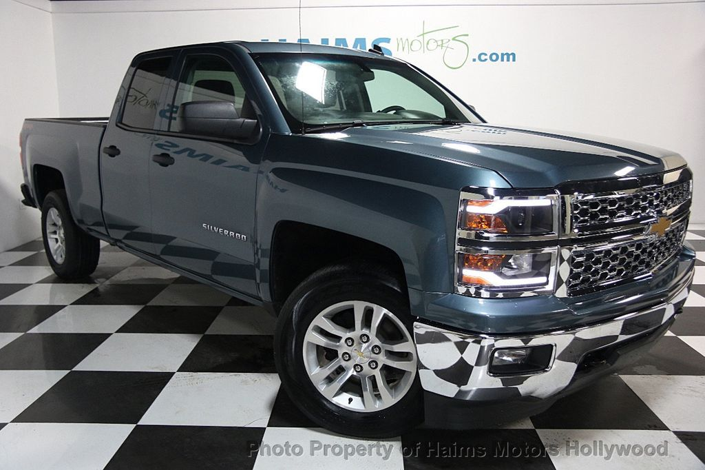 2014 used chevrolet silverado 1500 lt at haims motors hollywood serving fort lauderdale. Black Bedroom Furniture Sets. Home Design Ideas