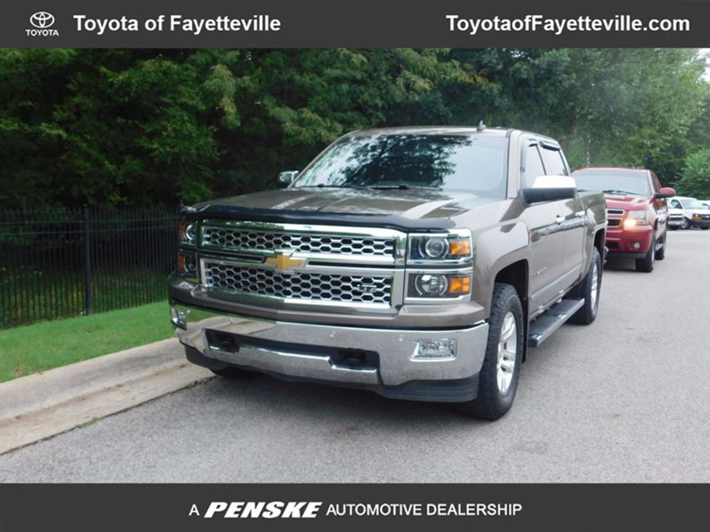 Dealer Video - 2014 Chevrolet Silverado 1500 LTZ - 16706148