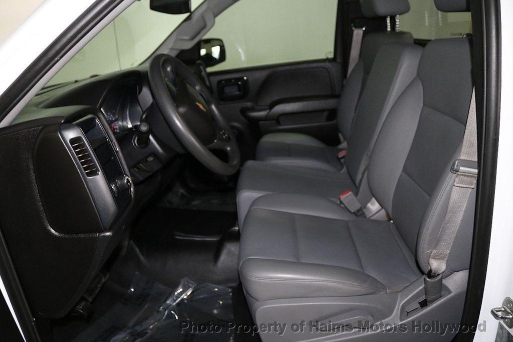 2014 Chevrolet Silverado 1500 Work Truck - 18596539 - 11