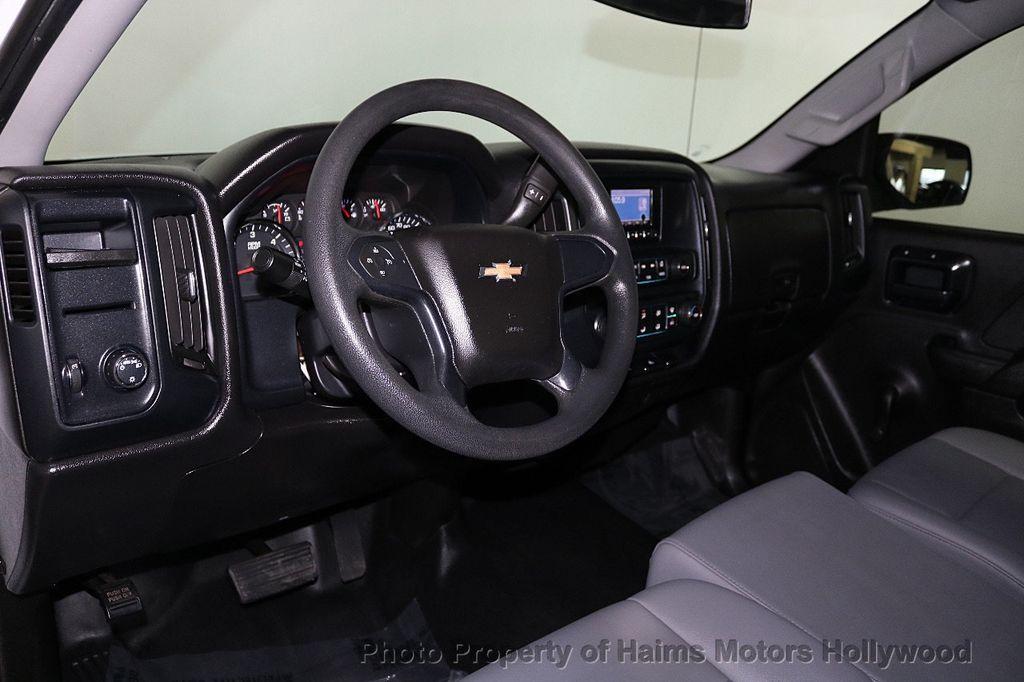 2014 Chevrolet Silverado 1500 Work Truck - 18596539 - 12