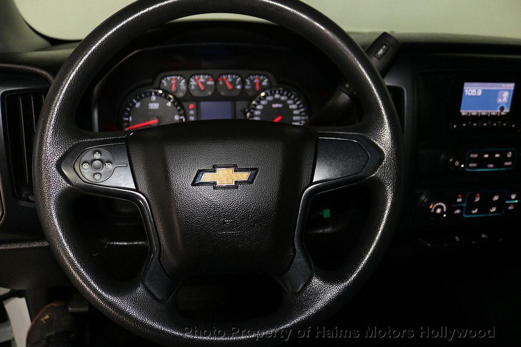 2014 Chevrolet Silverado 1500 Work Truck - 18596539 - 19