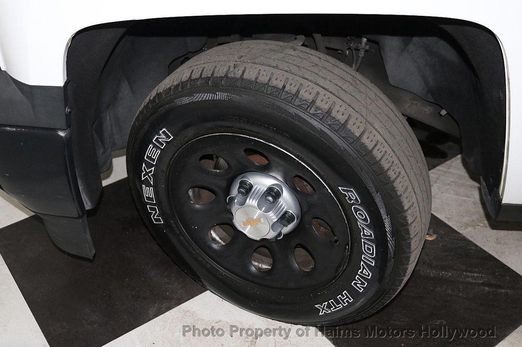 2014 Chevrolet Silverado 1500 Work Truck - 18596539 - 21