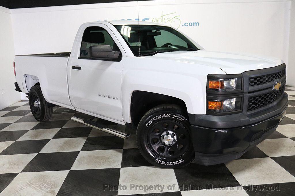 2014 Chevrolet Silverado 1500 Work Truck - 18596539 - 3