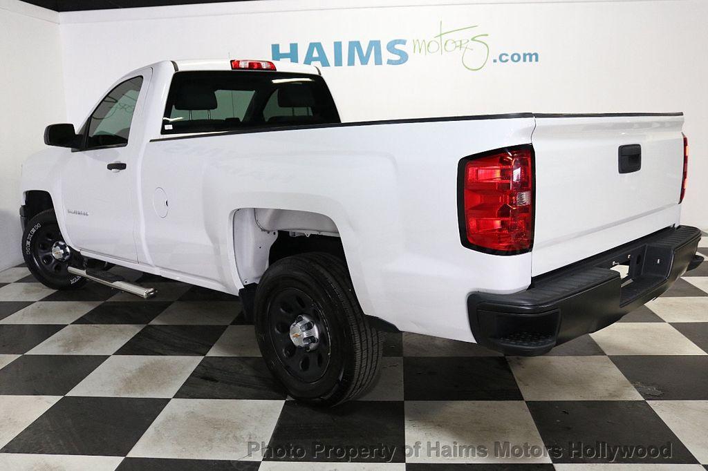 2014 Chevrolet Silverado 1500 Work Truck - 18596539 - 4