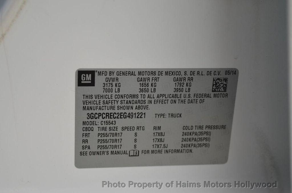 2014 Chevrolet Silverado 1500 Z71 - 18350495 - 41