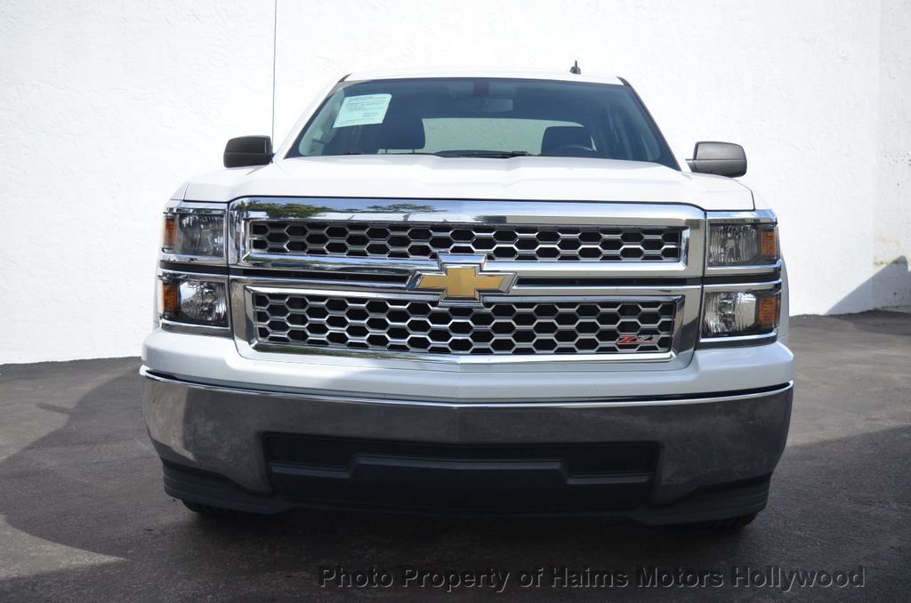 2014 Chevrolet Silverado 1500 Z71 - 18350495 - 4