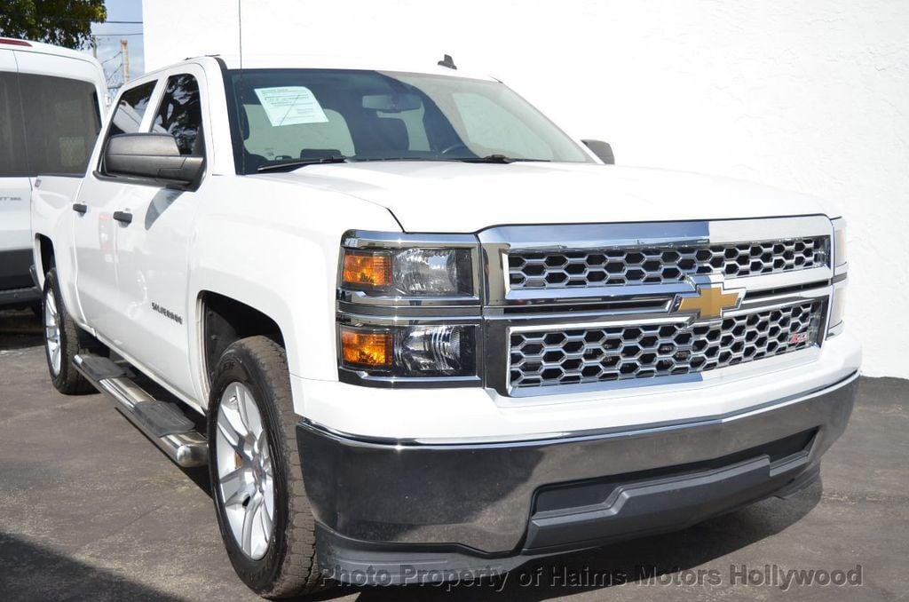 2014 Chevrolet Silverado 1500 Z71 - 18350495 - 5