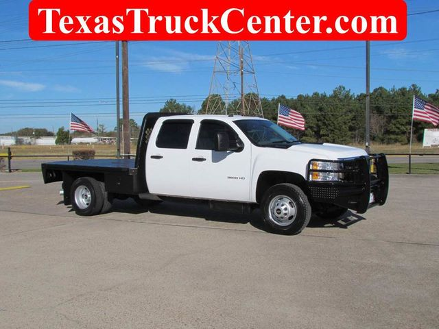 Dealer Video - 2014 Chevrolet Silverado 3500 Flatbed 4x4 - 15133707