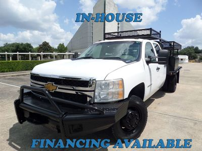 "2014 Chevrolet Silverado 3500HD 4WD Crew Cab 167.7"" Work Truck - Click to see full-size photo viewer"