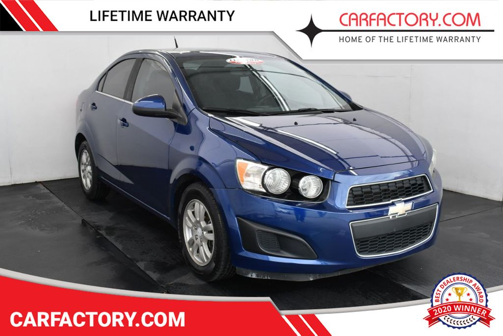 2014 Chevrolet Sonic 4dr Sedan Automatic LT - 18246520 - 0