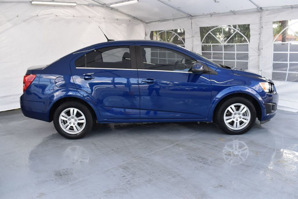 2014 Chevrolet Sonic 4dr Sedan Automatic LT - 18246520 - 2