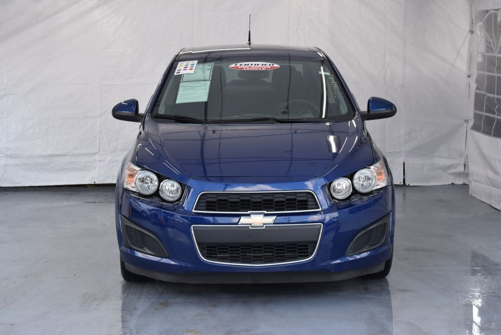 2014 Chevrolet Sonic 4dr Sedan Automatic LT - 18246520 - 3