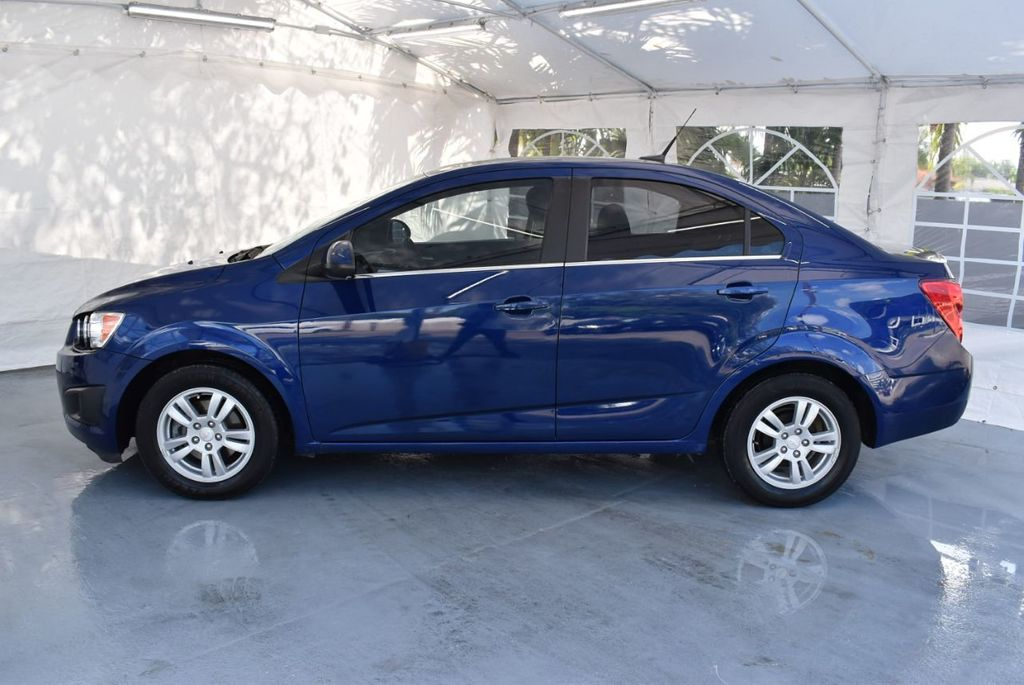 2014 Chevrolet Sonic 4dr Sedan Automatic LT - 18246520 - 4