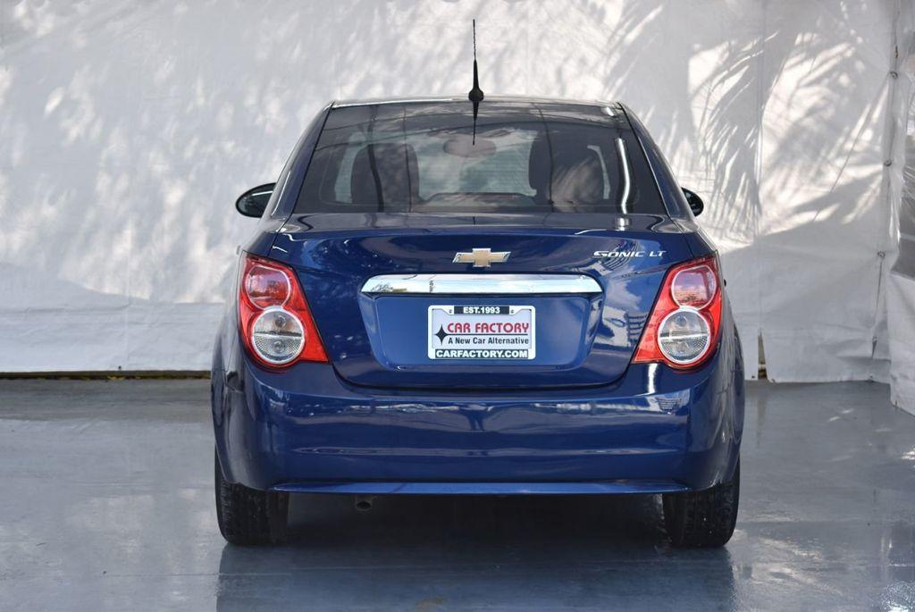 2014 Chevrolet Sonic 4dr Sedan Automatic LT - 18246520 - 7