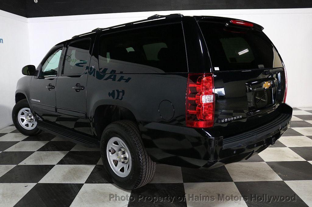 2014 Chevrolet Suburban 4WD 4dr LT - 18607414 - 4