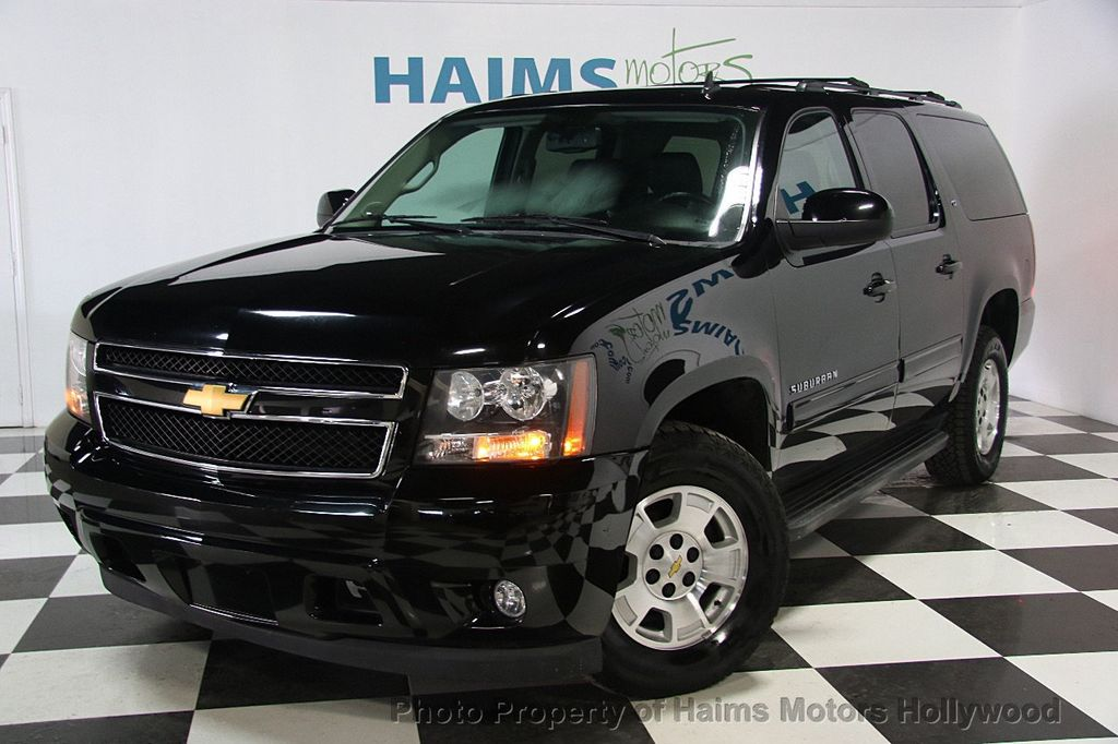 2014 used chevrolet suburban lt at haims motors ft lauderdale serving lauderdale lakes fl iid. Black Bedroom Furniture Sets. Home Design Ideas