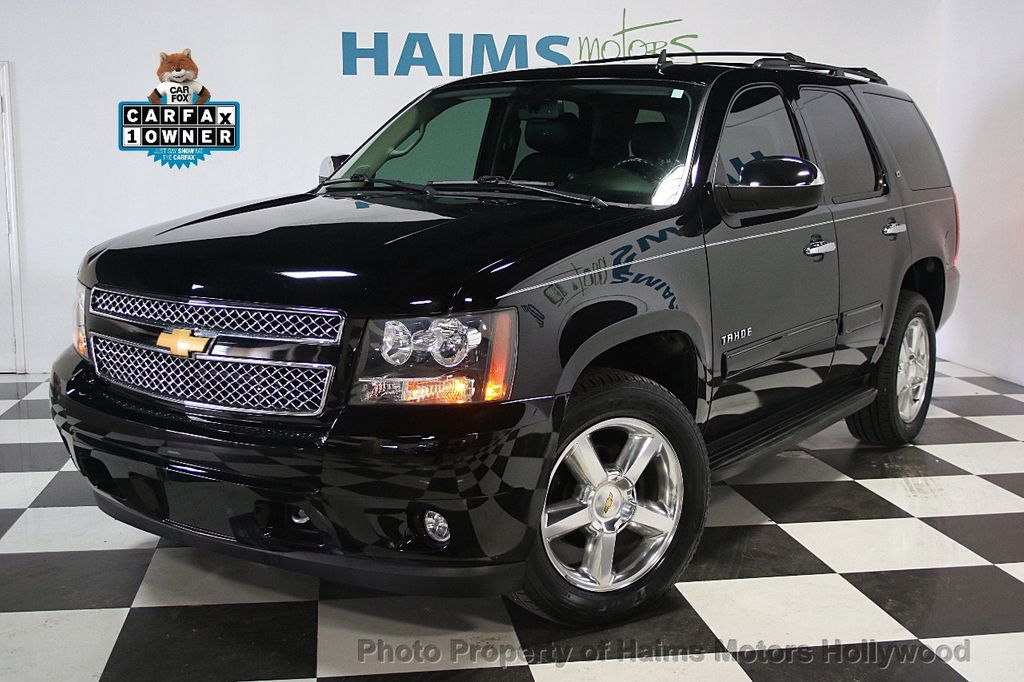 2014 Used Chevrolet Tahoe Lt At Haims Motors Serving Fort