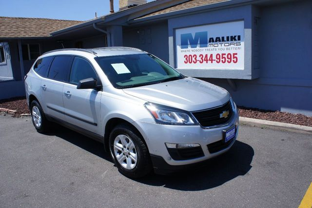 2014 Chevrolet Traverse AWD 4dr LS - 17833209 - 0