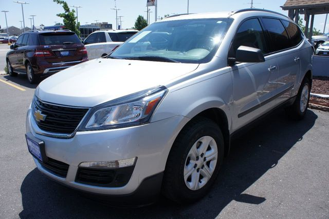 2014 Chevrolet Traverse AWD 4dr LS - 17833209 - 1