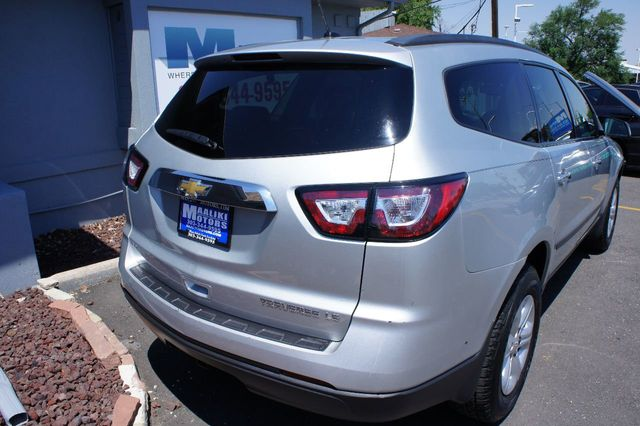 2014 Chevrolet Traverse AWD 4dr LS - 17833209 - 3