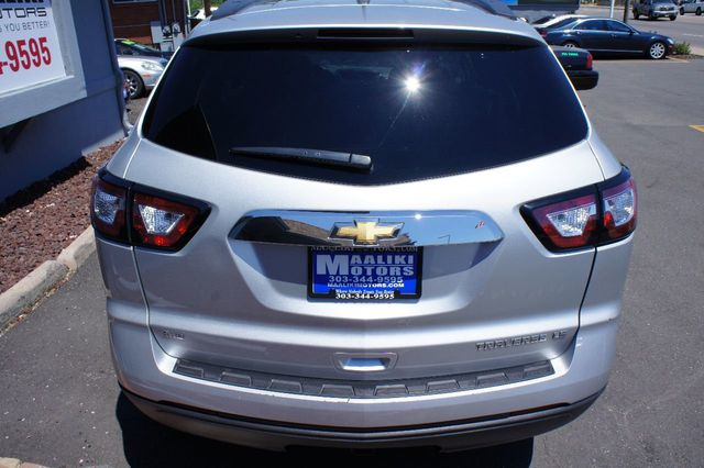 2014 Chevrolet Traverse AWD 4dr LS - 17833209 - 4