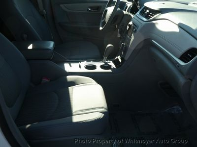 2014 Chevrolet Traverse FWD 4dr LS - Click to see full-size photo viewer