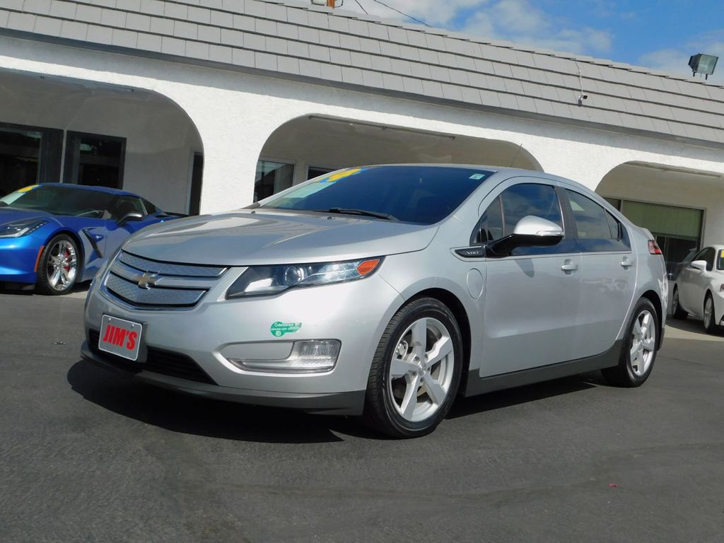 2014 Chevrolet Volt CA Owned And Autocheck Crtfd  - 18196160 - 2