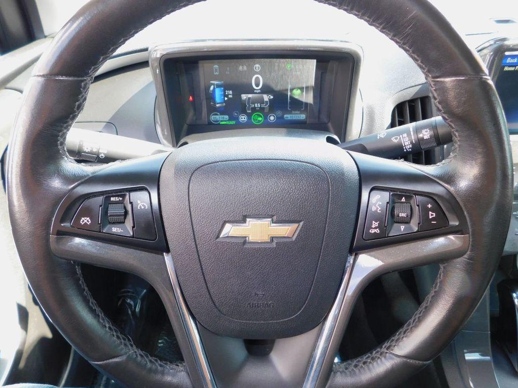2014 Chevrolet Volt Chevrolet Volt Voltec Electric Hybrid - 18196160 - 10