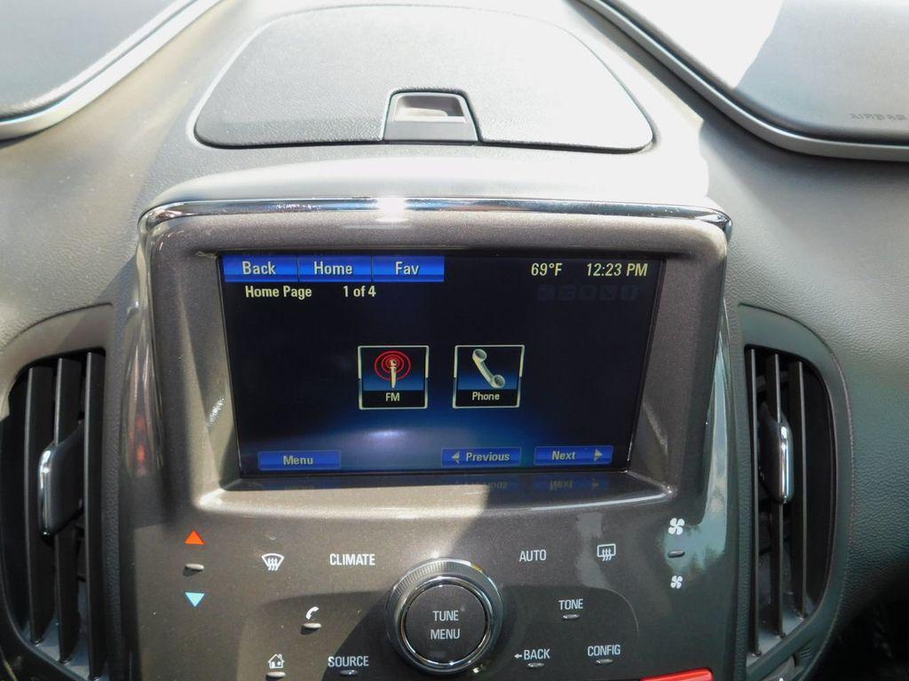 2014 Chevrolet Volt Chevrolet Volt Voltec Electric Hybrid - 18196160 - 12
