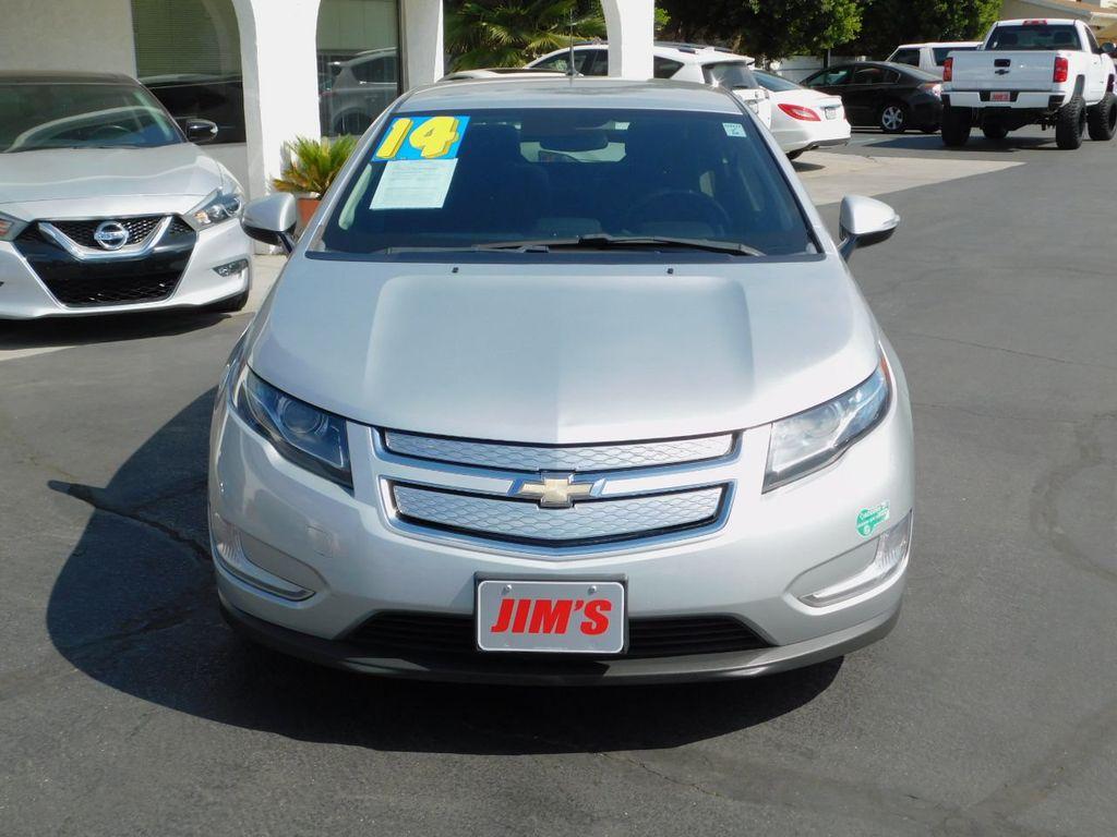 2014 Chevrolet Volt Chevrolet Volt Voltec Electric Hybrid - 18196160 - 1