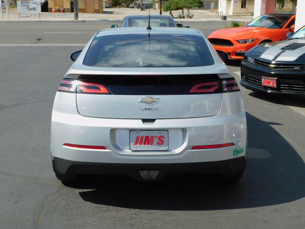 2014 Chevrolet Volt Chevrolet Volt Voltec Electric Hybrid - 18196160 - 5